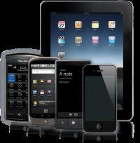 Progettazione e sviluppo di applicazioni e siti per dispositivi mobili, cellulari e palmari