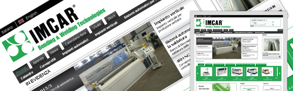 Online il nuovo sito Imcar